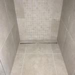 Dom M interiér - sprchovací kút