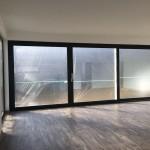 Dom M interiér - jedáleň a obývacia časť