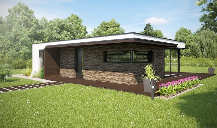 Modularny dom M