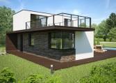 Modularny dom XL