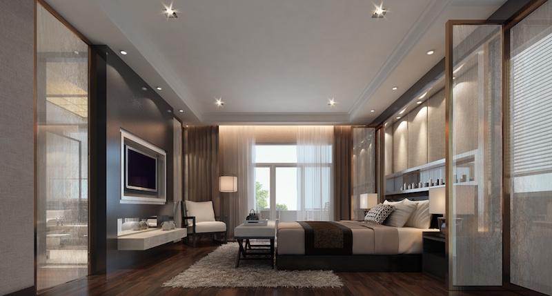 Spálňa a jej zariadenie
